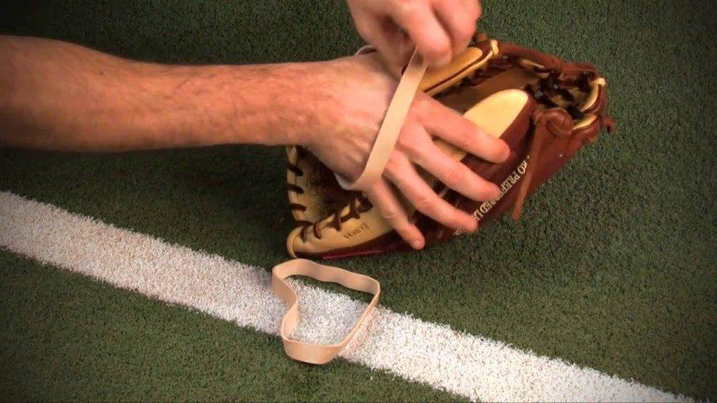 Best Way to Break in a Baseball Glove