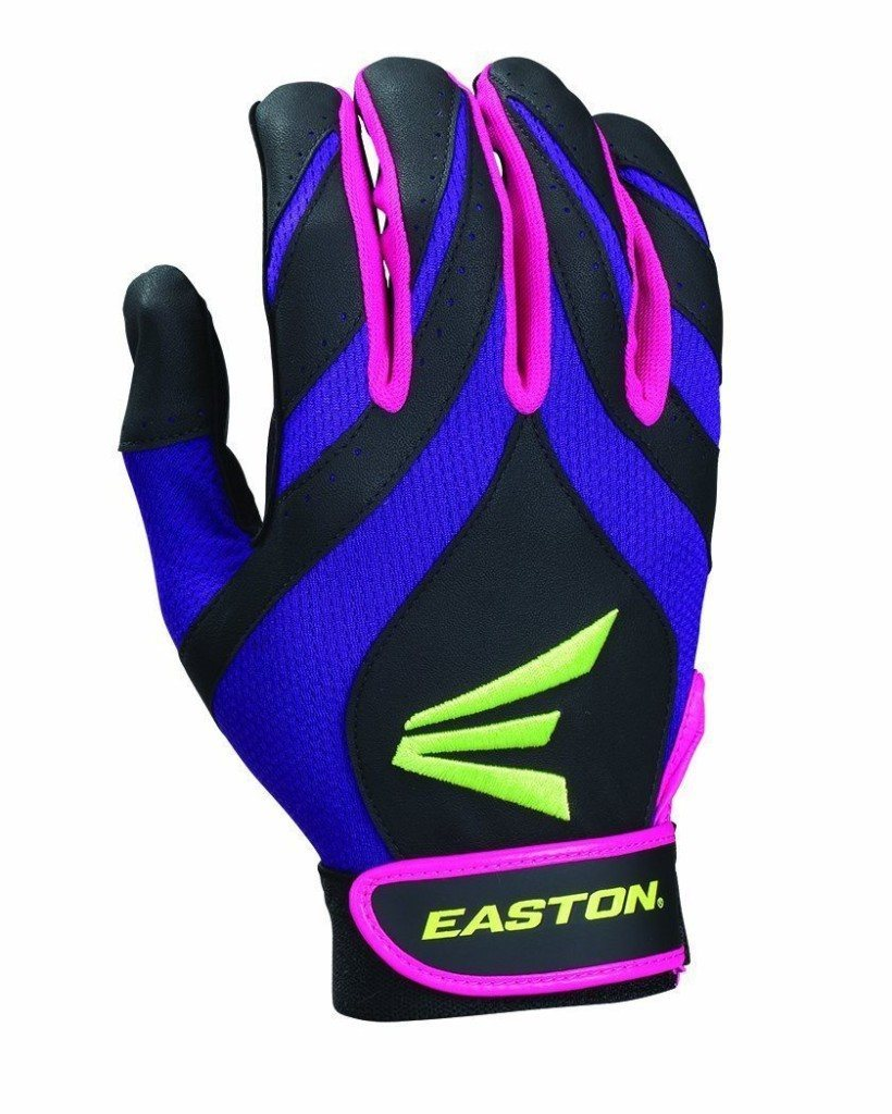 Easton Synergy II Women's Fastpitch Batting Gloves