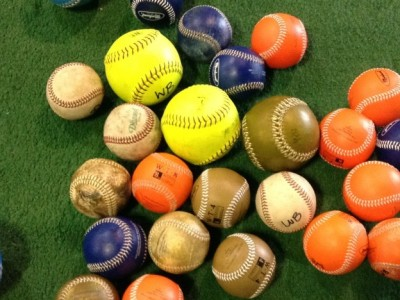 Pitching and Hitting Training Programs with Weighted Baseballs