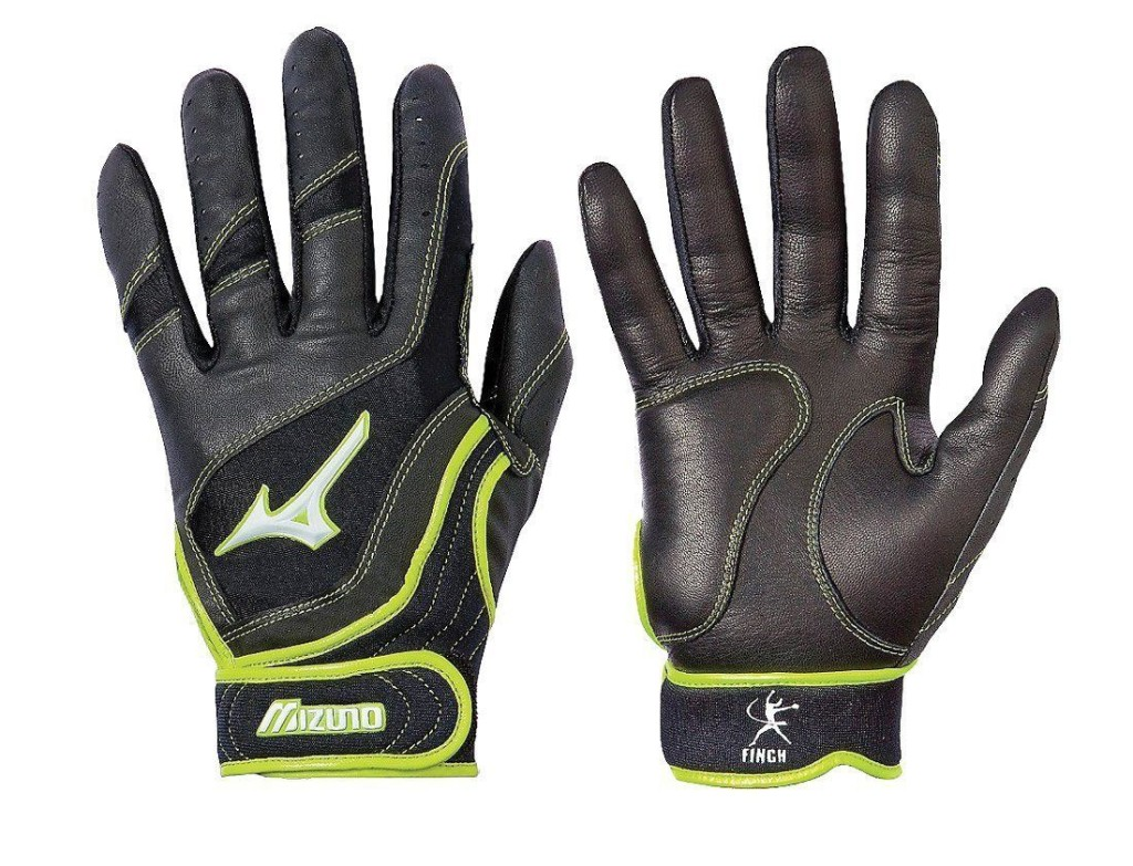 Mizuno Finch Softball Women's Batting Gloves