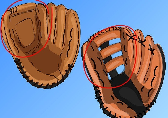 Softball Glove Webbing