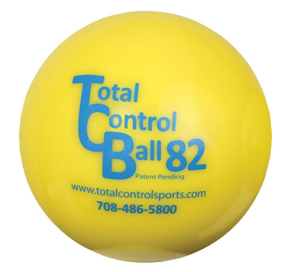 Total Control Sports Batting Ball