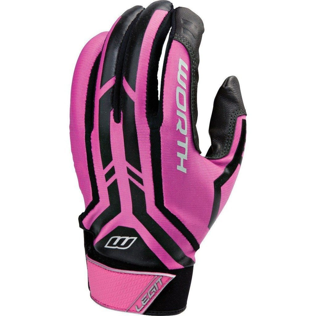 Worth Legit Fastpitch Batting Gloves