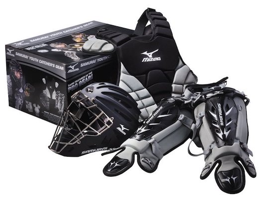 Boy's Mizuno Youth Samurai Box Set Catchers Gear