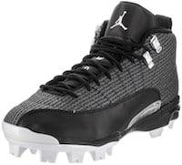 Nike Jordan 12 Retro Cleat, Mid Top ...