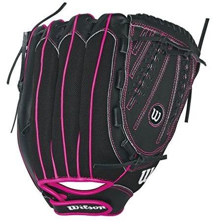 wilson flash series softball gloves