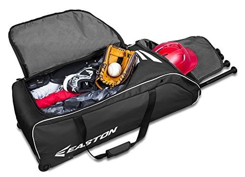Easton E610W Wheeled Bag Baseball Bag