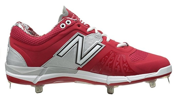 new balance mens l3000v2 metal low baseball cleats