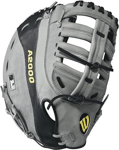 Wilson A2000 2800 12 First Base Baseball Glove - Left Hand Throw
