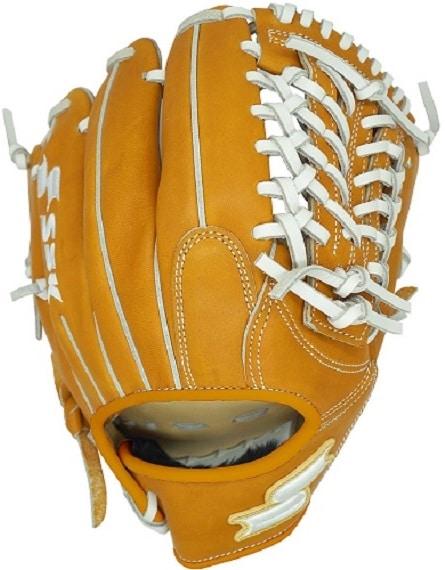 ssk white line baseball glove