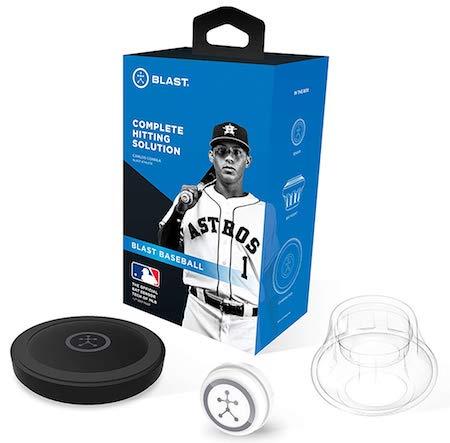 Blast Baseball 360 baseball swing analyzer
