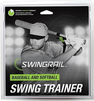 SWINGRAIL Baseball Softball Swing Trainer