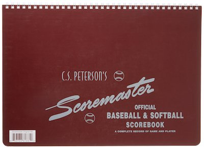 best baseball scorebook
