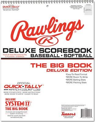 rawlings deluxe scorebook