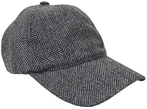 wool baseball caps