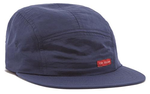 best baseball cap material
