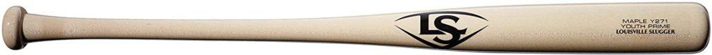 Louisville Slugger 2020 Youth Prime Maple Wood Bat Series